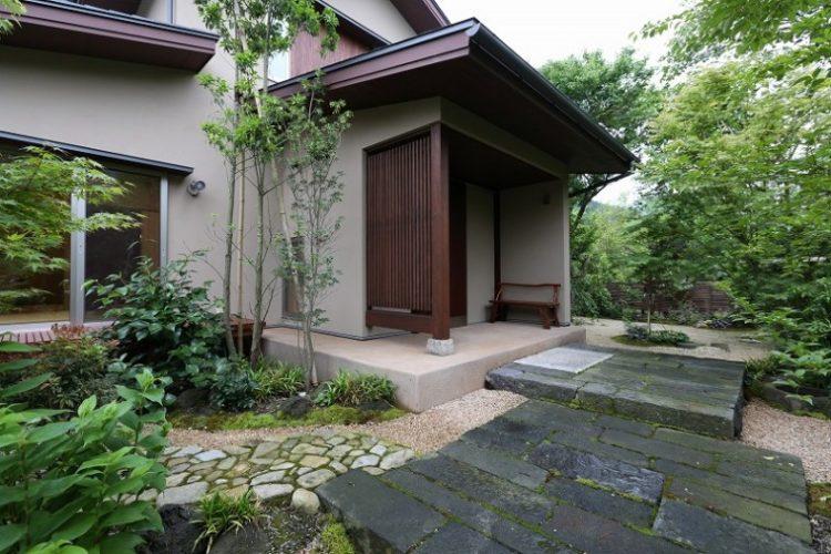 木の家とお庭-自然と溶け合う暮らし‐(山口県萩市/トラッド)