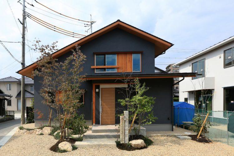 空間と調和する心と体に優しい家(山口県山口市/トラッド)