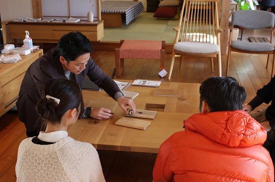 素材教室 @北九州支店