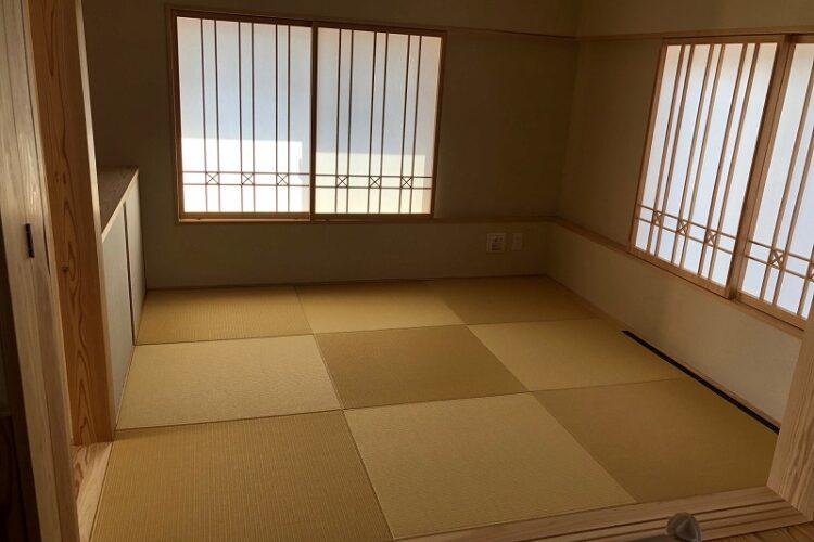 S様邸 (防府市酢貝) 【仕上げ工事中】7/3(土)、7/4(日)完成見学会開催!!