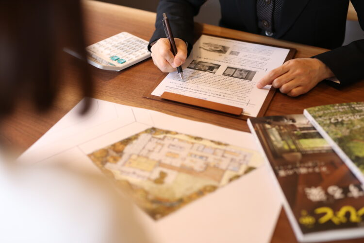 設計相談会 @下関展示場「木の家づくり展示館」