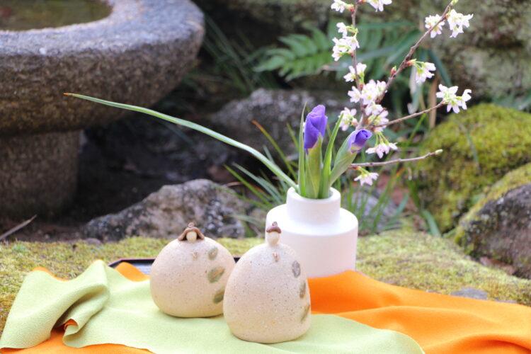 春待ち花かざり@北九州展示場「香りの家」